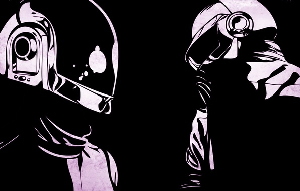 Picture Daft Punk, thomas bangalter, guy manuel de homem christo