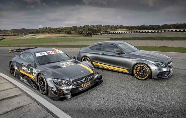 Picture coupe, Mercedes-Benz, Mercedes, AMG, Coupe, AMG, C-Class, C205