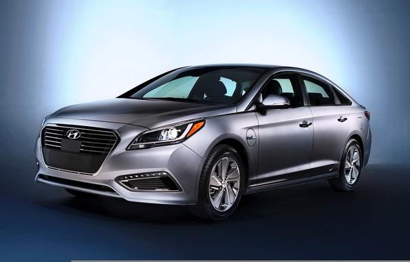 Picture Hyundai, 2015, Sonata, Hyundai, PHEV