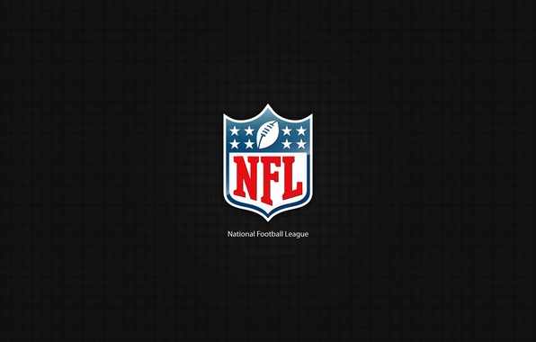 Picture sign, the ball, minimalism, emblem, minimalism, sign, 1920x1200, symbol, ball, nfl, national football league