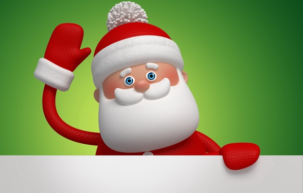 Picture holiday, new year, Christmas, christmas, new year, Santa Claus, Santa, santa claus, santa, banner