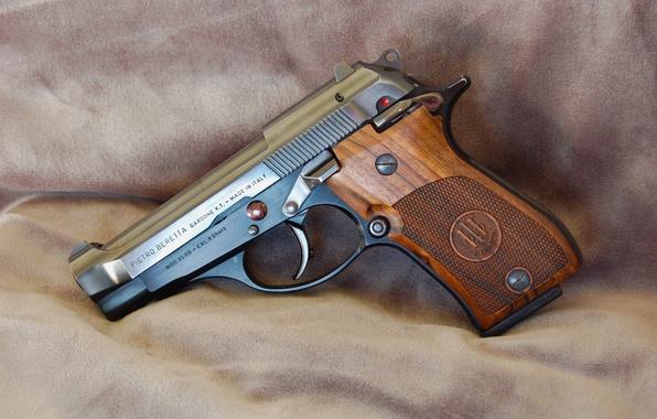 Picture gun, weapons, Beretta, 1984, Beretta, self-loading