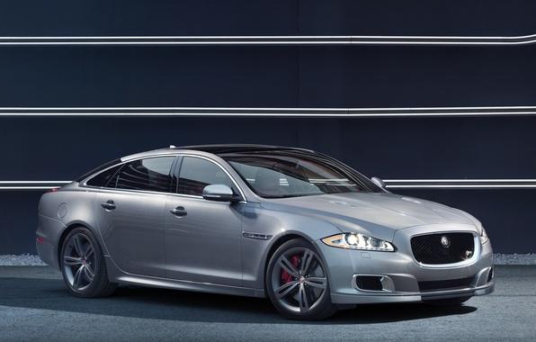 Picture machine, line, background, Jaguar, Jaguar, XJR