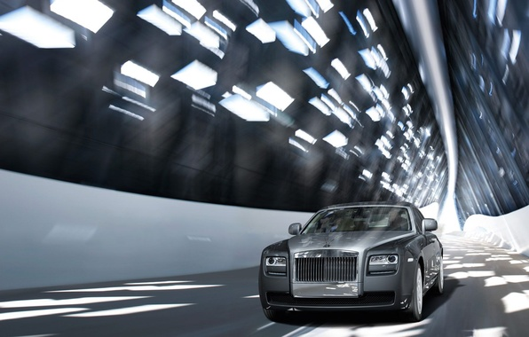 Picture Rolls Royce, Ghost
