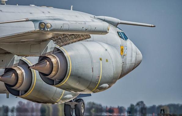 Picture plane, RAF, Royal Air Force, aeroplane, AWACS E3, military aviation