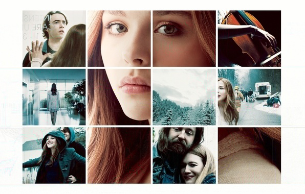 Picture the film, Chloe Grace Moretz, Chloë Grace Moretz, If I stay, If I Stay