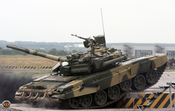Picture tank, polygon, t-90