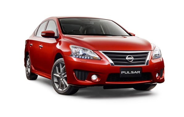Picture Nissan, sedan, Nissan, pulsar, Sedan, 2015, Press, NB17, SSS