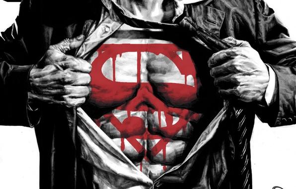 Picture superman, comics, Lex, Superman, Luthor