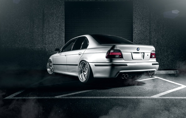 Picture BMW, sedan, metallic, tuning, 5 series, bmw m5, e39
