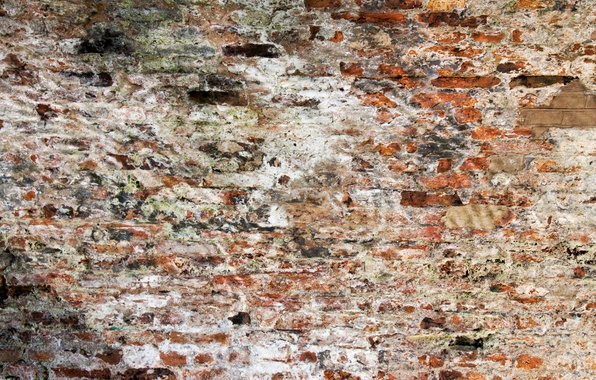 Picture background, wall, texture, bricks