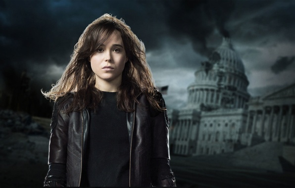 Picture look, girl, hair, actress, Washington, girl, Capitol, character, woman, photo, wallpapers, background, view, marvel, pretty, ...
