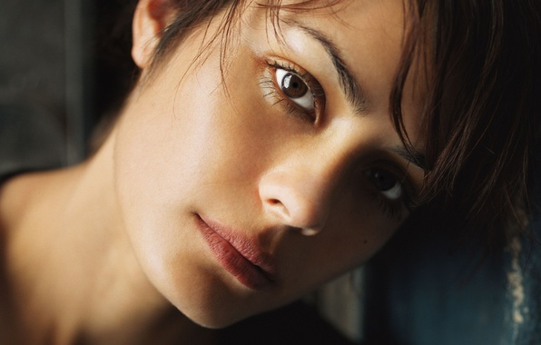 Picture eyes, face, hair, portrait, actress, lips, eyes, lips, face, hair, actress, portrait, Shannyn Shannyn Sossamon, …