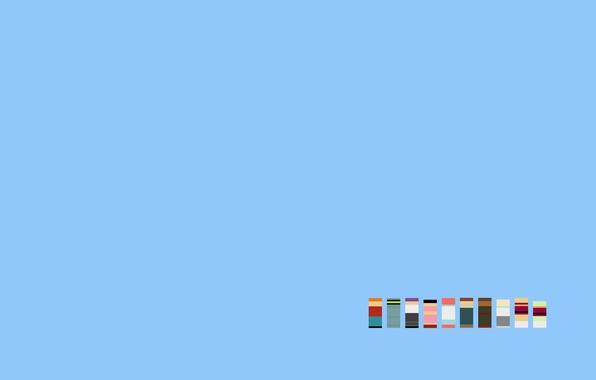 Picture Minimalism, Bender, Futurama, Futurama