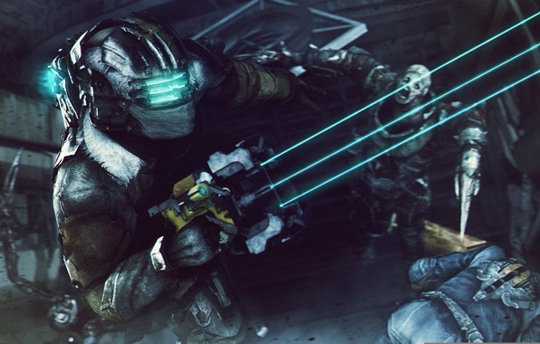 Picture Dead Space, electronic arts, pearls, Necromorphs