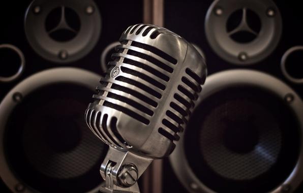 Picture music, dynamics, sound, microphone, acoustics