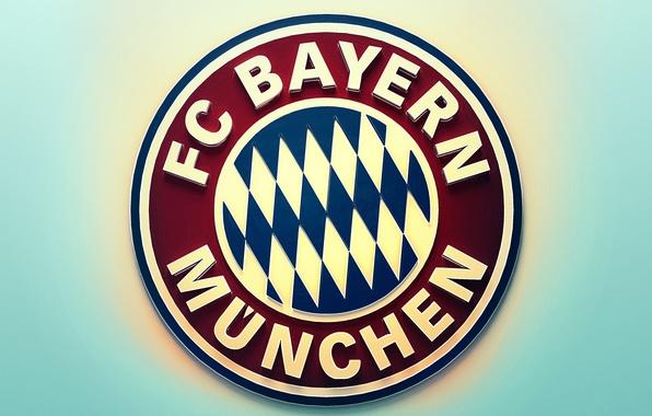 Picture logo, emblem, Germany, football, sports, Bayern, Munchen, Bayern Munich FC