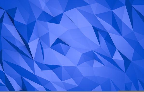 Picture line, color, the volume, face, triangle, edge