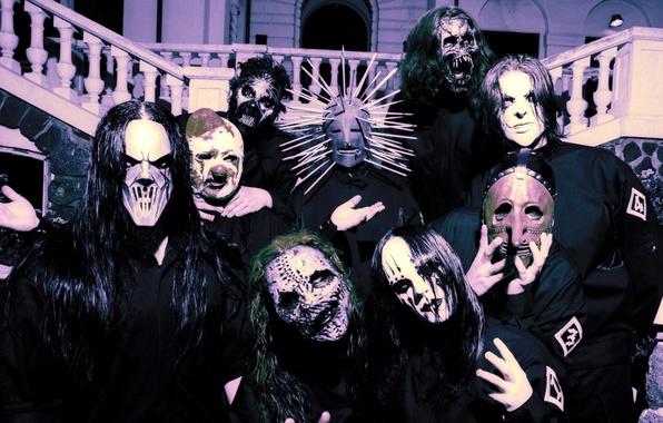 Picture Metal, Slipknot, Nu-Metal, Nu metal, Slipnot, Corey Taylor, Jim Root, Paul Gray, Sid Wilson, Mick …