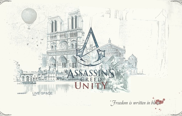 Picture Ubisoft, Assassin's Creed, LiVE SPACE studio