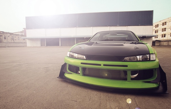 Picture nissan, Nissan, silvia, s14, Silvia