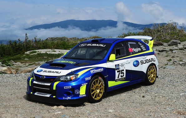 Picture Subaru, WRX, STI, Subaru, Rally Car