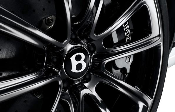 Picture Bentley, wheel, Continental GT, disk