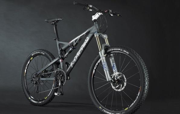 Picture bike, rock, mountain, machine