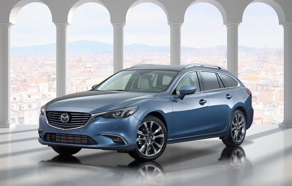 Picture Mazda, Mazda, universal, Wagon, 2015
