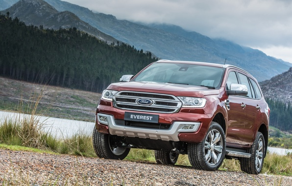 Picture Ford, Ford, Everest, Everest, 2015