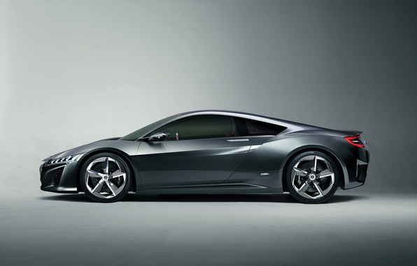 Picture Concept, The concept, Honda, Supercar, Hybrid, Supercar, Hybrid, Sports car, Sportcar, Acura, Acura NSX, Honda …