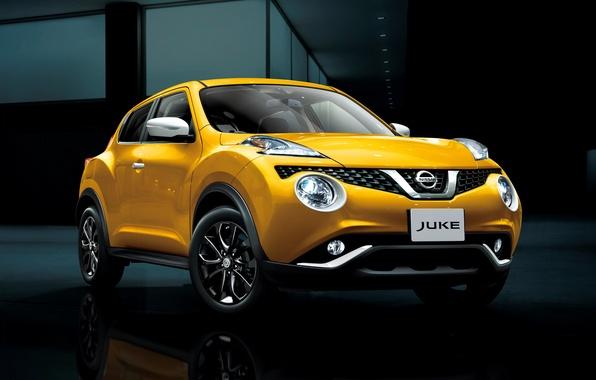 Picture Nissan, Nissan, juke, Juke, JP-spec, 2014, YF15