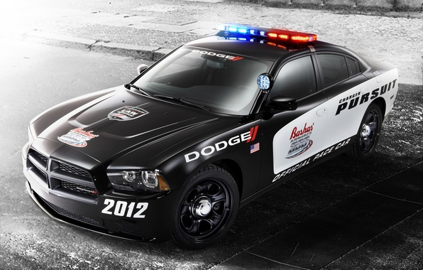 Picture Dodge, dodge, charger, the charger, pursuit