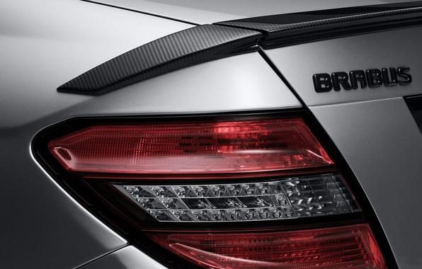 Picture headlight, optics, metallic, brabus, mercedes benz