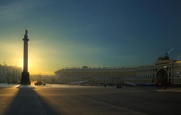 Picture Peter, area, Saint Petersburg, Palace