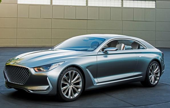 Picture Concept, Hyundai, Coupe, 2015, Hyundai, Vision G