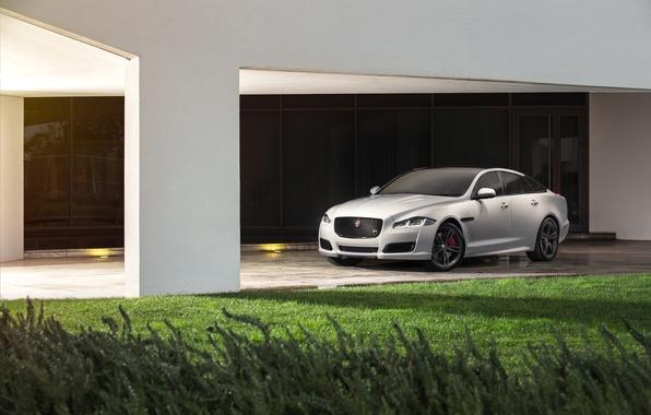 Picture Jaguar, Jaguar, XJR, 2015, X351