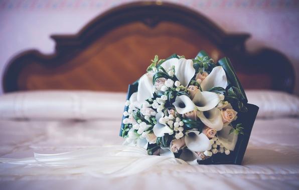 Picture flowers, bouquet, wedding