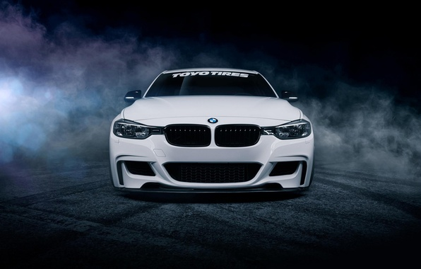Picture car, bmw, BMW, tuning, the front, 3 series, 1013mm