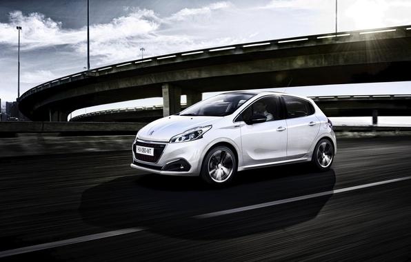 Picture Peugeot, Peugeot, 5-door, 208, 2015