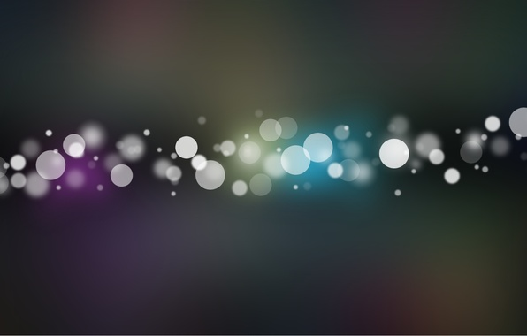 Picture light, circles, lights, abstraction, spot, texture, figure, bokeh, abstraction, street lights, tone
