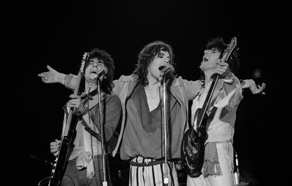 Picture music, music, rock, legends, The Rolling Stones, The Rolling Stones, Ron Wood, Mick Jagger, Keith …
