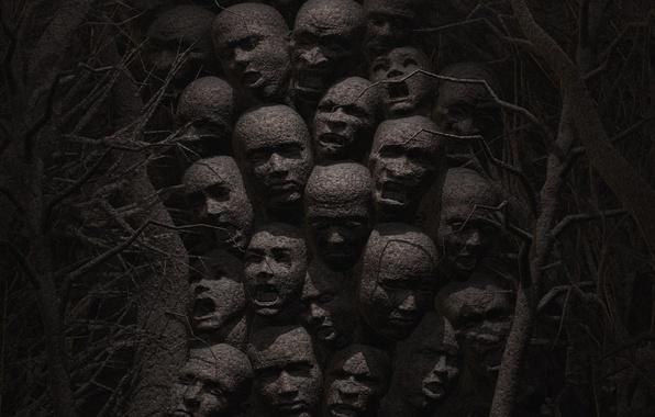 Picture Demons, Creek, Horror