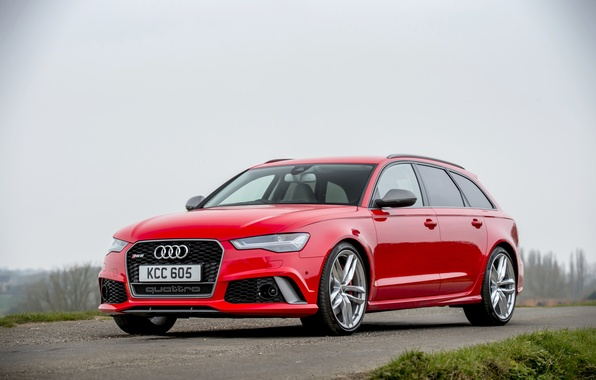 Picture Audi, Audi, universal, Before, RS 6, avant