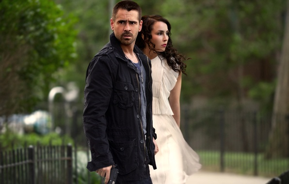 Picture Colin Farrell, Noomi Rapace, One less, Dead Man Down