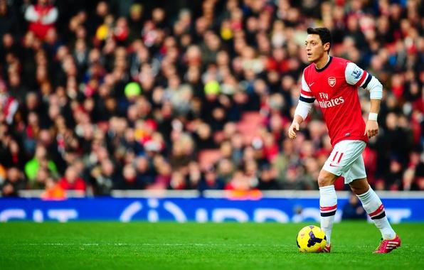Wallpaper Football, Mesut Özil, Football, Sport, Arsenal