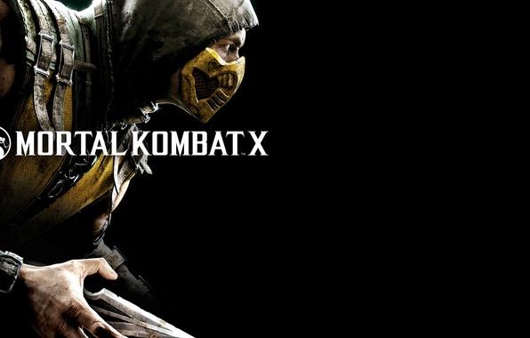 Picture Look, Black, Mask, Ninja, Scorpio, Hood, Kunai, Names, Equipment, Warner Bros. Interactive Entertainment, NetherRealm Studios, …