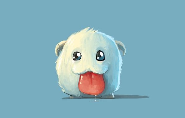 Picture cutie, League of Legends, Poro, poro
