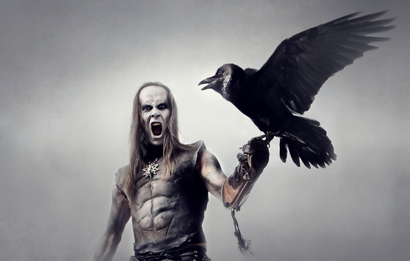 Picture death, behemoth, black metal