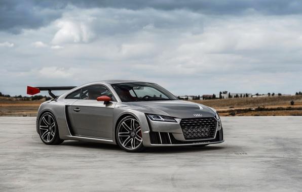 Picture Concept, Audi, Audi, coupe, the concept, Coupe